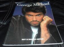 GEORGE MICHAEL BOOK 1988 BIOGRAPHY PHOTOS FAITH WHAM! Vintage