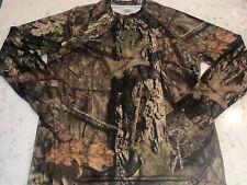MOSSY OAK BREAK UP COUNTRY Performance Hunting Mens Shirt  L