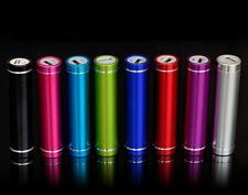 POWER BANK PORTATILE ESTERNO 2600 mAh Caricabatteria F iPhone Samsung 6 5 5s 4s
