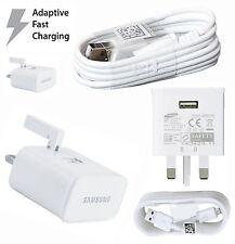 Nouveau SAMSUNG adaptive fast chargeur & câble galaxy S6 S6 EDGE PLUS S7 NOTE 4 5