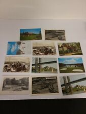Lot of 11 Vintage Postcards From Places around New York EUC