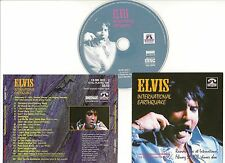 "ELVIS PRESLEY CD ""INTERNATIONAL EARTHQUAKE"" 2002 MEMORY FEBRUARY 5 1970 IN VEGAS"