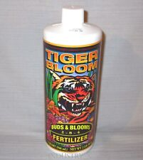 Tiger Bloom ~ FoxFarm Nutrients ~ 32oz Fox Farm ~ Hydroponics or Soil