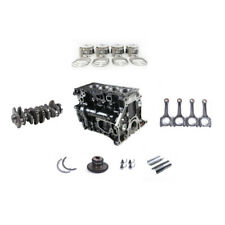 Engine Block Assembly&Con Rods&Piston Ring Kit For Audi A4 A5 A6