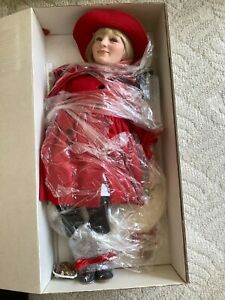 Perfect condition Princess Diana from the great american doll company