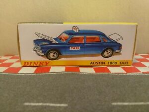 Dinky Toys  282 Austin 1800 TAXI Car EMPTY  Repro BOX ONLY NO CAR