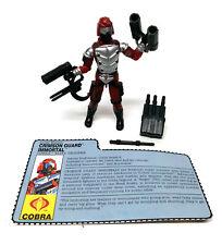 "Vintage Action Force GI Joe Cobra CRIMSON GUARD IMMORTAL 3.75"" Action Figure"