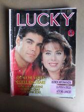 LUCKY n°306 1993 Rivista di Fotoromanzi ed. LANCIO [G831]