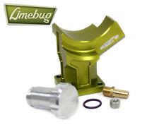 VW MST Alternator Generator Stand Plinth Lime Billet 12 Volt T1 T2 Ghia Beetle