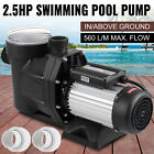 Hayward 2.5HP In/Above Ground Swimming Pool Sand Filter Pump Motor Strainer US <br/> ⭐⭐⭐⭐⭐LIFETIME WARRANTY⭐⭐⭐⭐⭐One Day SHIPPING⭐⭐⭐⭐⭐