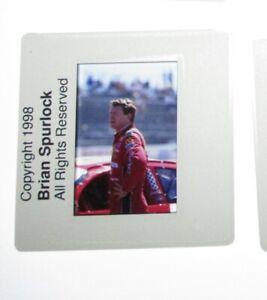 Bill Elliott Nascar Winston Cup Racing Original Photo Slide Copyright Transfer