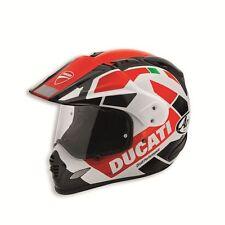 Ducati Arai Strada Tour V3 Motorcycle Helmet Corse Sport Helmet S