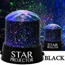 LED Starry Night Light Sky Galaxy Star Constellation Projector Lamp Kids Cosmos