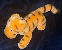 Disney Gund Classic Winnie the Pooh TIGGER Plush Toy Tiger Vintage 8""