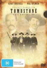 Tombstone DVD DVD TOP 500 MOVIE WESTERN BIOGRAPHY TRUE STORY BRAND NEW 2-DISC R4