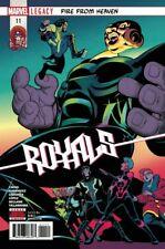 Royals #11 Comic Book 2017 Legacy - Marvel