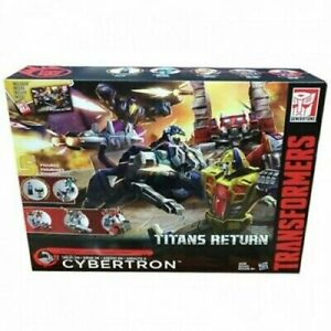 Hasbro Transformers Titans Return - Siege On Cybertron