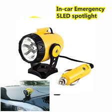 5LED Spotlight Emergency Working Lamp Magnetic Base Torch Warning Light for BMW