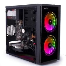 ULTRA FAST i3 i5 i7 Desktop Gaming Computer PC 2TB 16GB RAM GTX 1660 Windows 10