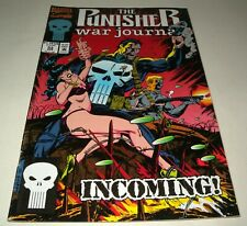 The Punisher - Comic -War Journal, Incoming- Vol 1 No. 53 April 1993  (Ref1/17)