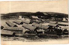 CPA  Le Camp de la Fontaine-du-Berger (P.-de-D.) (244596)