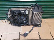 06 Vauxhall Zafira B 1.9 CDTI Coolant Radiator A/C Condenser Fan Rad pack