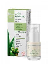AVA Eco Aloe Organic odmładzający krem pod oczy/ Anti-aging eye cream