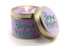 Lily-Flame Parma Violets Tin Purple