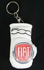 Fiat 500 Mini Boxing glove Keyring