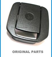 Original BMW Blende Isofix Abdeckung 52207118674 1er 3er X1 Cover Schwarz Black