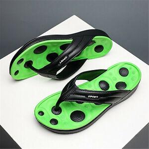 Summer Men's Flip Flops Swimming Pool Household Shower Non-slip Slippers
