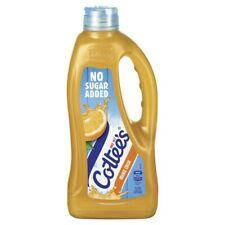 Cottee's Orange No Added Sugar Cordial 1L