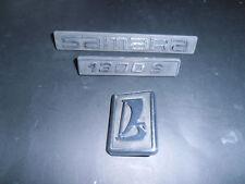 Lada Samara 1300S Emblems!