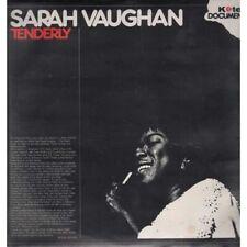 Sarah Vaughan Lp Vinile Tenderly / RCA K-tel Document SKI 5043 Nuovo