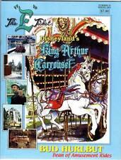 THE E TICKET #35 - magazine 2001 Walt Disney fanzine - King Arthur Carrousel