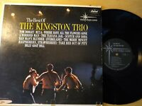 The Best of the Kingston Trio LP - Capitol Records