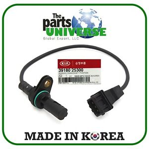 Crankshaft Position Sensor Fit for 06-14 Hyundai 2.0L 2.4L 39180-25300