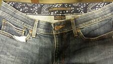 LEVIS Strauss Women's 525 Perfect Waist Boot Cut Blue Jeans Size 8M 30x29