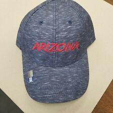 NEW Arizona Wildcats Football Baseball Cap Hat BLUE Adjustable
