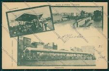 Taranto Città Mercato del Pesce cartolina EE5706