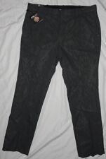 NEW! RLX RALPH LAUREN Golf Pants Mens 38x32 (Grey with Designs) $165