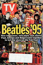 TV GUIDE November 18, 1995 The Beatles '95  -  San Francisco Edition FREE S&H!