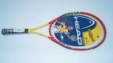 """*NEU*HEAD Guga 64 Jr. Tennisschläger Junior L0 = 4"""" racquet strung Ti. Kinder"""