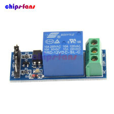 12V One 1 Channel Relay Module Optocouple Board Shield For PIC AVR Arduino