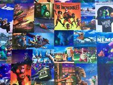 Chute Disney Pixar Movies Toy Story Incredibles Voitures Tissu Polycoton