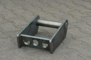 MS01 MS03 MS08 MS10 Anschweißrahmen Adapter Schnellwechsler auch mit Platte