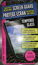 SAMSUNG GALAXY S7 TEMPERED GLASS SCREEN PROTECTOR GUARD Free Shipping
