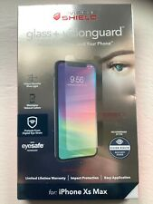 NEW Zagg Invisible Shield Glass + Visionguard For Apple iPhone XS Max 11 Pro Max