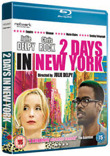 Blu Ray TWO 2 DAYS IN NEW YORK. Chris Rock. New sealed.