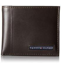 Tommy Hilfiger Leather Wallet Brownneu 2019